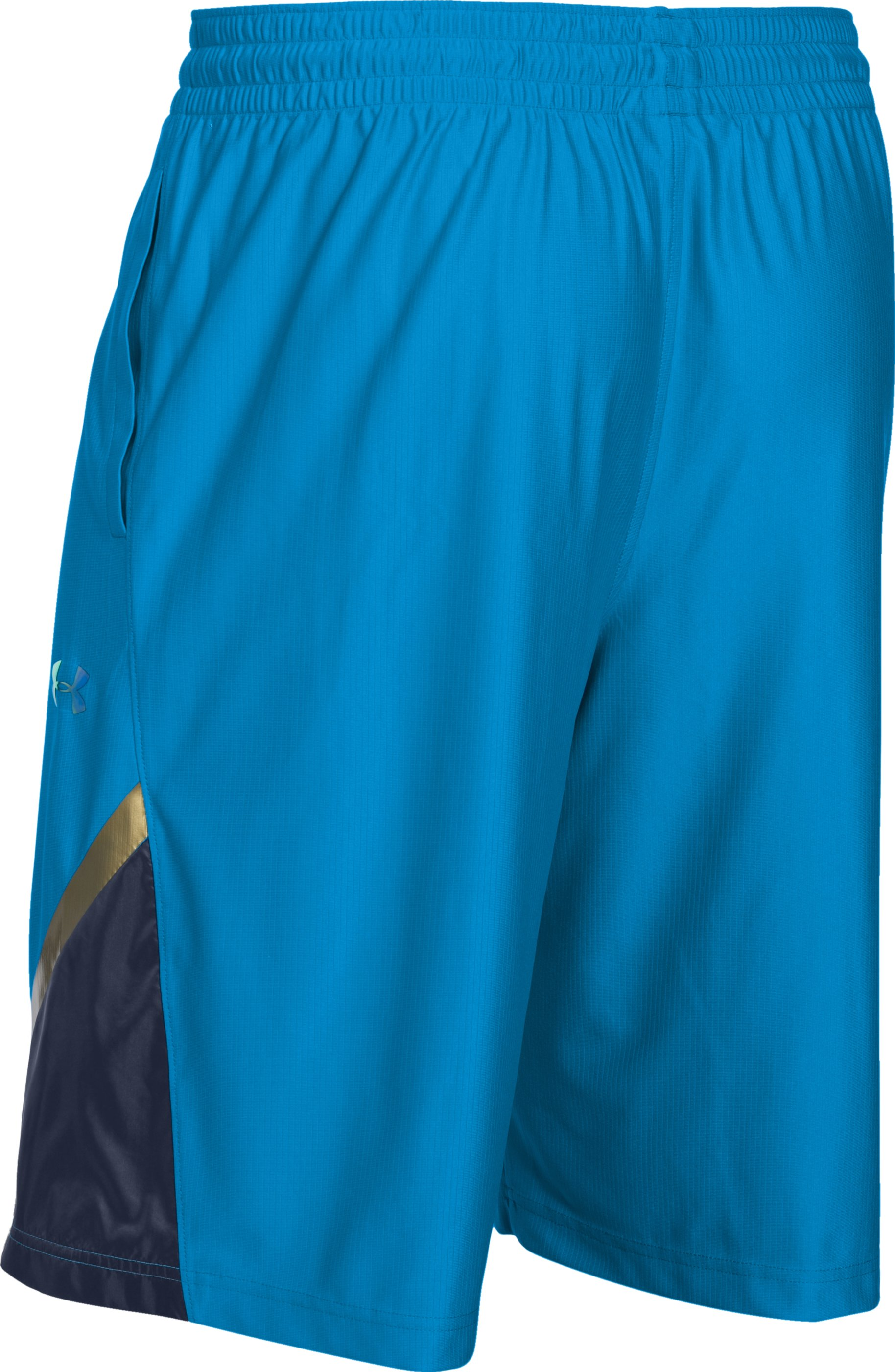 Men's SC30 Heatseeker Shorts, ELECTRIC BLUE