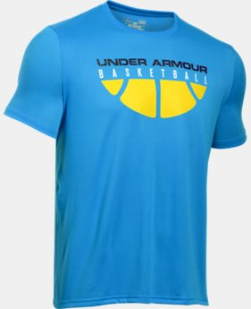 Men's UA Baseline T-Shirt LIMITED TIME: FREE SHIPPING 1 Color $29.99
