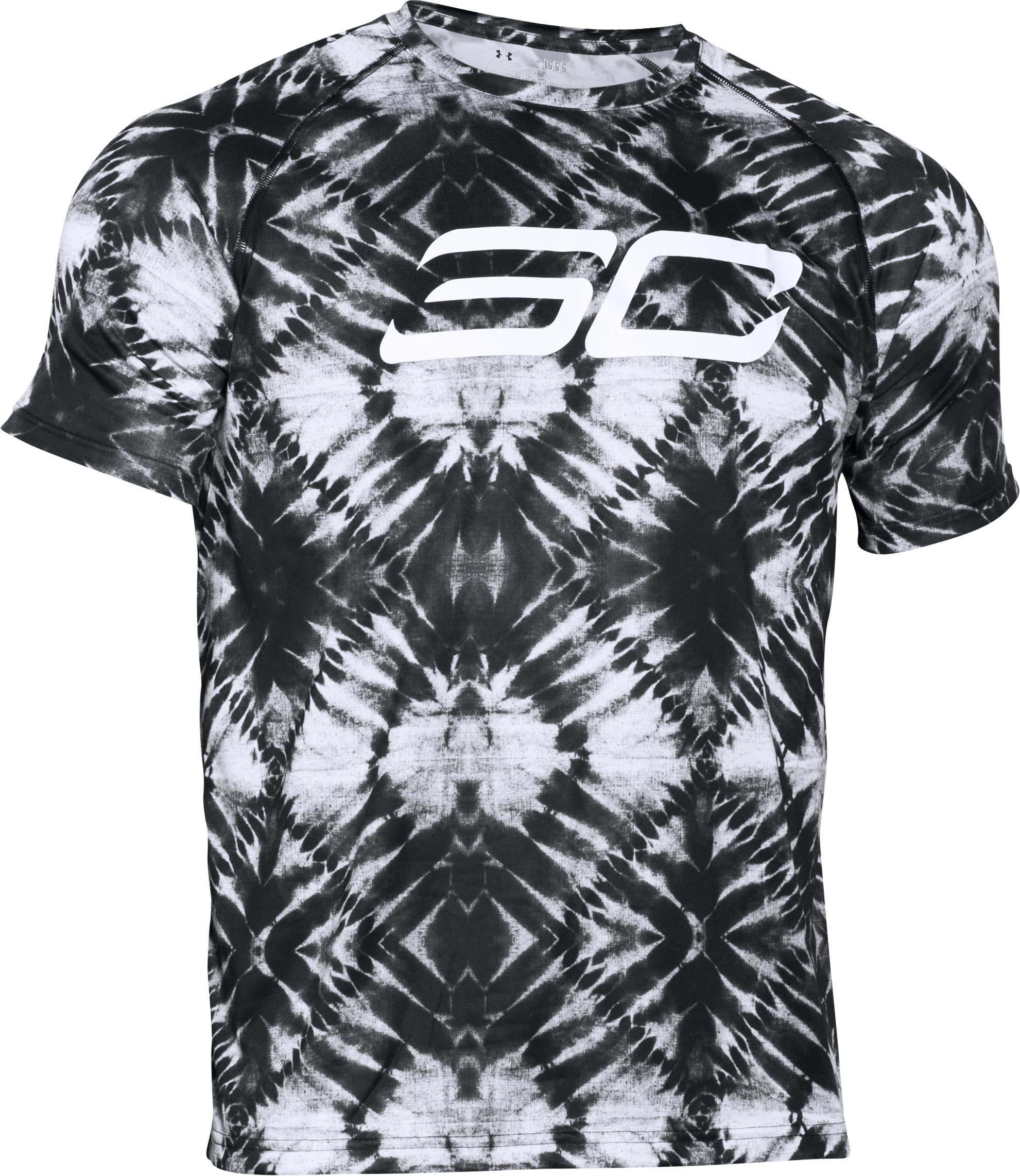 Men's SC30 Logo T-Shirt, Black ,