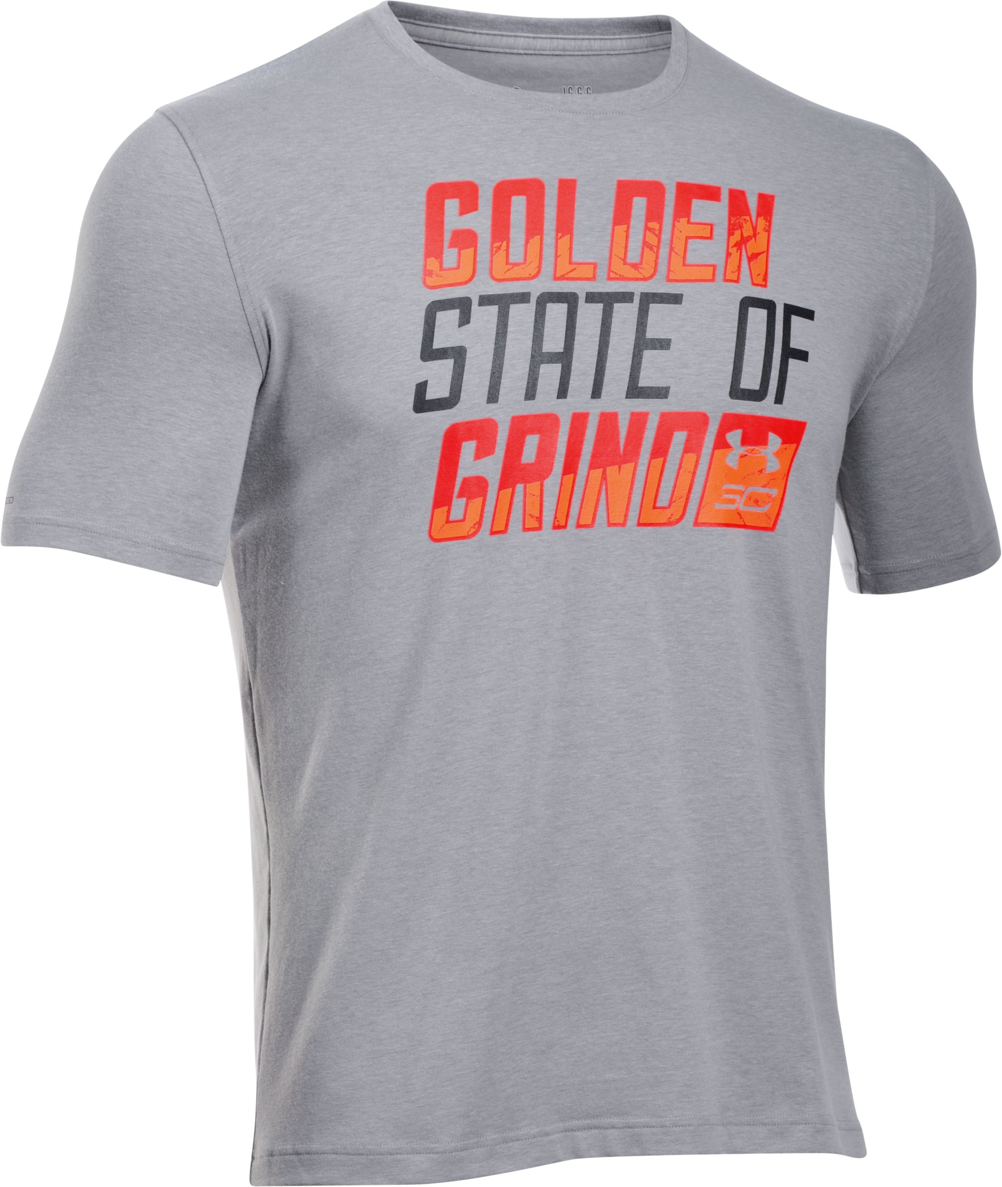 Men's SC30 State Of Grind T-Shirt, True Gray Heather,