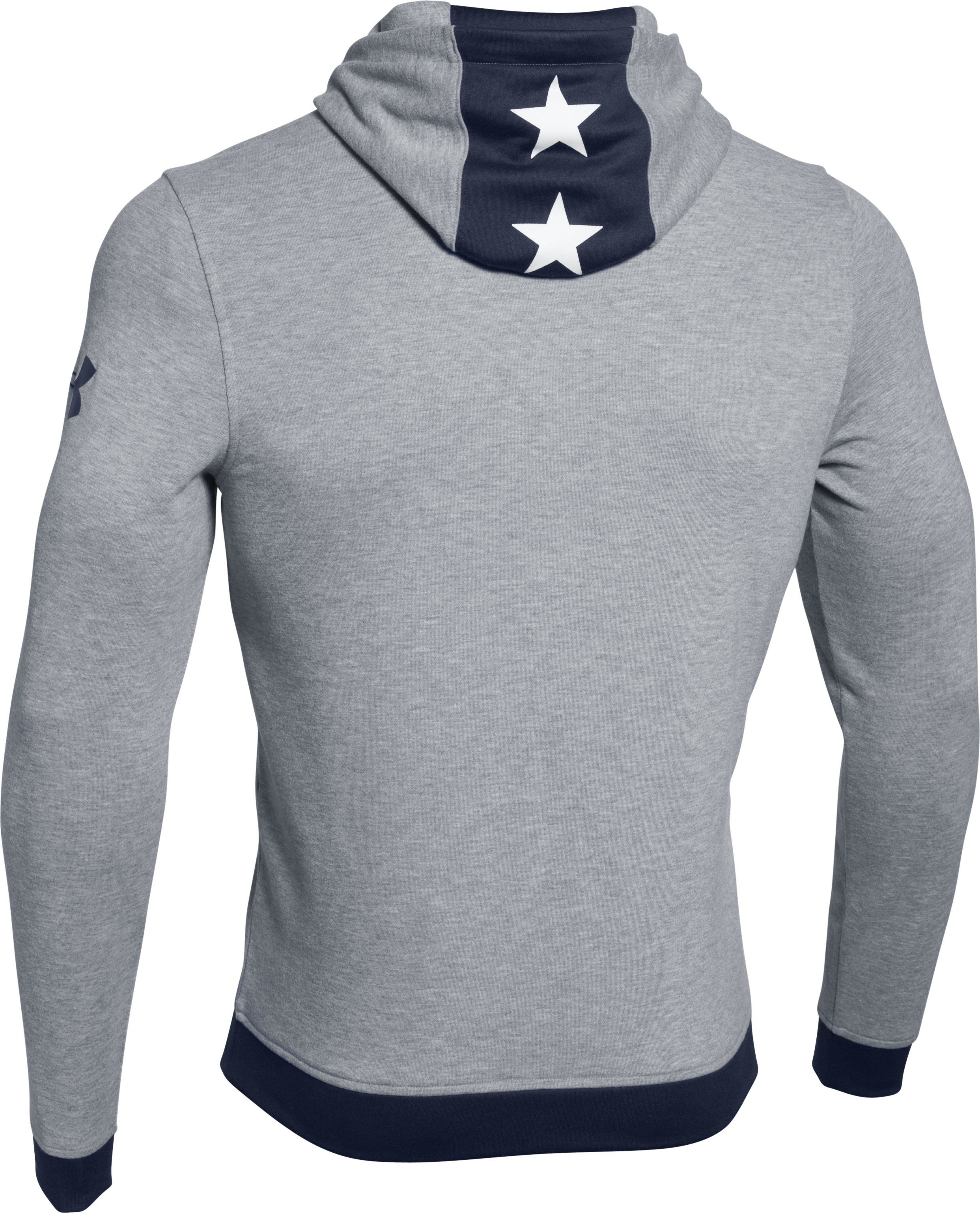 Men's UA Golden Age Hoodie, True Gray Heather