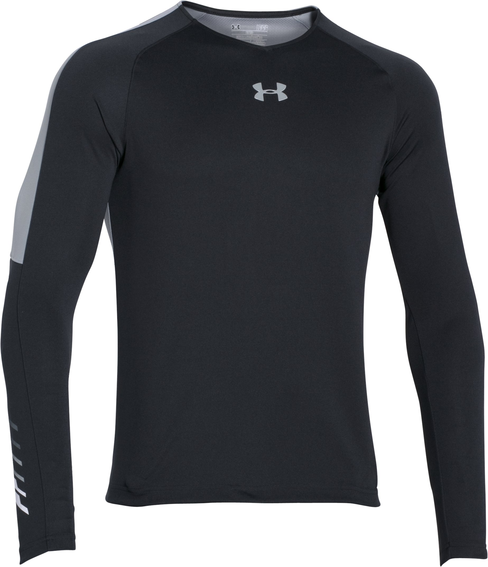 Men's UA Select Shooting Shirt, Black