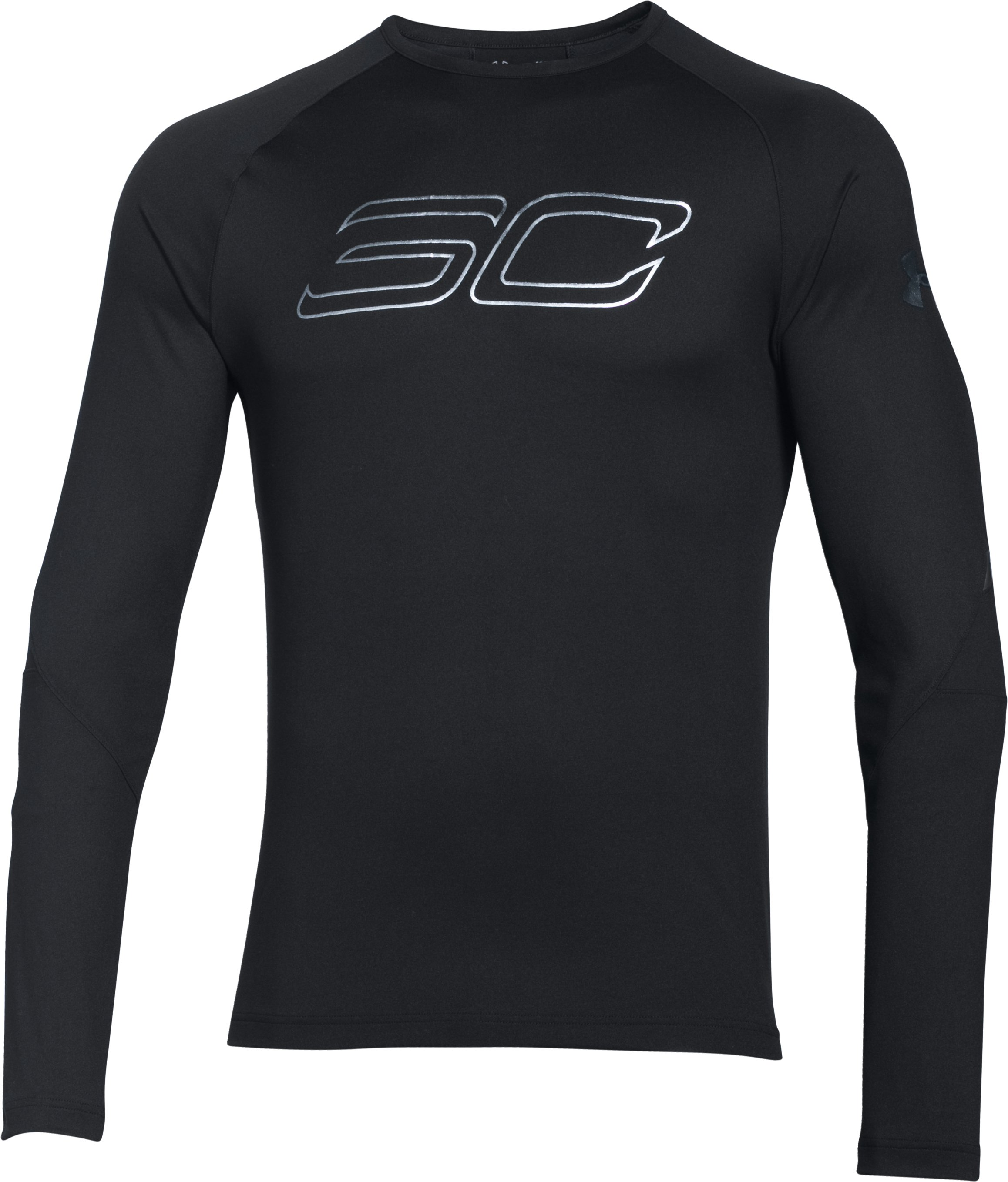 Men's SC30 Heatseeker Shooting Shirt, Black