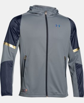 Men's SC30 Heatseeker Warm-Up Jacket