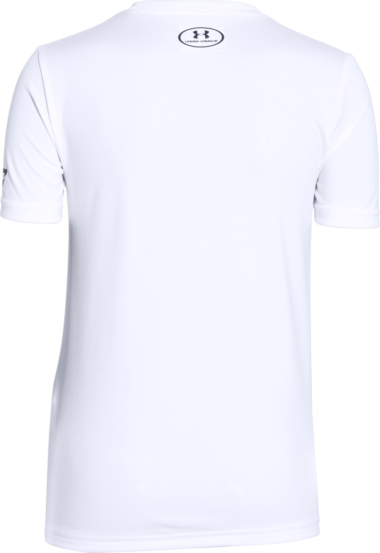 Boys' SC30 Splash Down T-Shirt, White, undefined