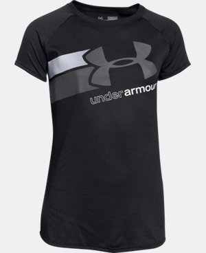 Girls' UA Fast Lane T-Shirt  2 Colors $14.99 to $19.99
