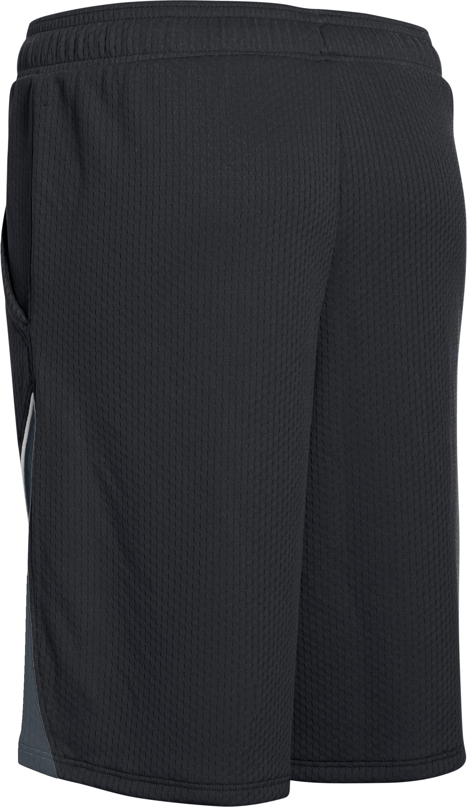 Girls' UA Pop A Shot Basketball Short, Black