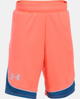 Girls' UA Pop A Shot Basketball Shorts   $11.99 to $15.74