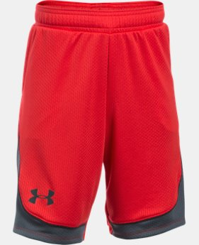 Girls' UA Pop A Shot Basketball Shorts  1 Color $15.99 to $20.99