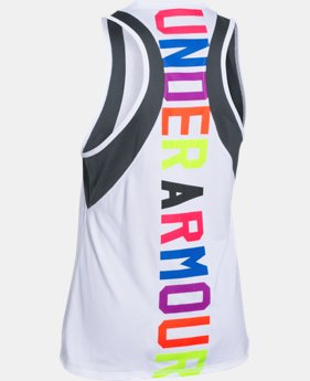 Girls' UA Quick Pass Tank LIMITED TIME: FREE U.S. SHIPPING  $20.99