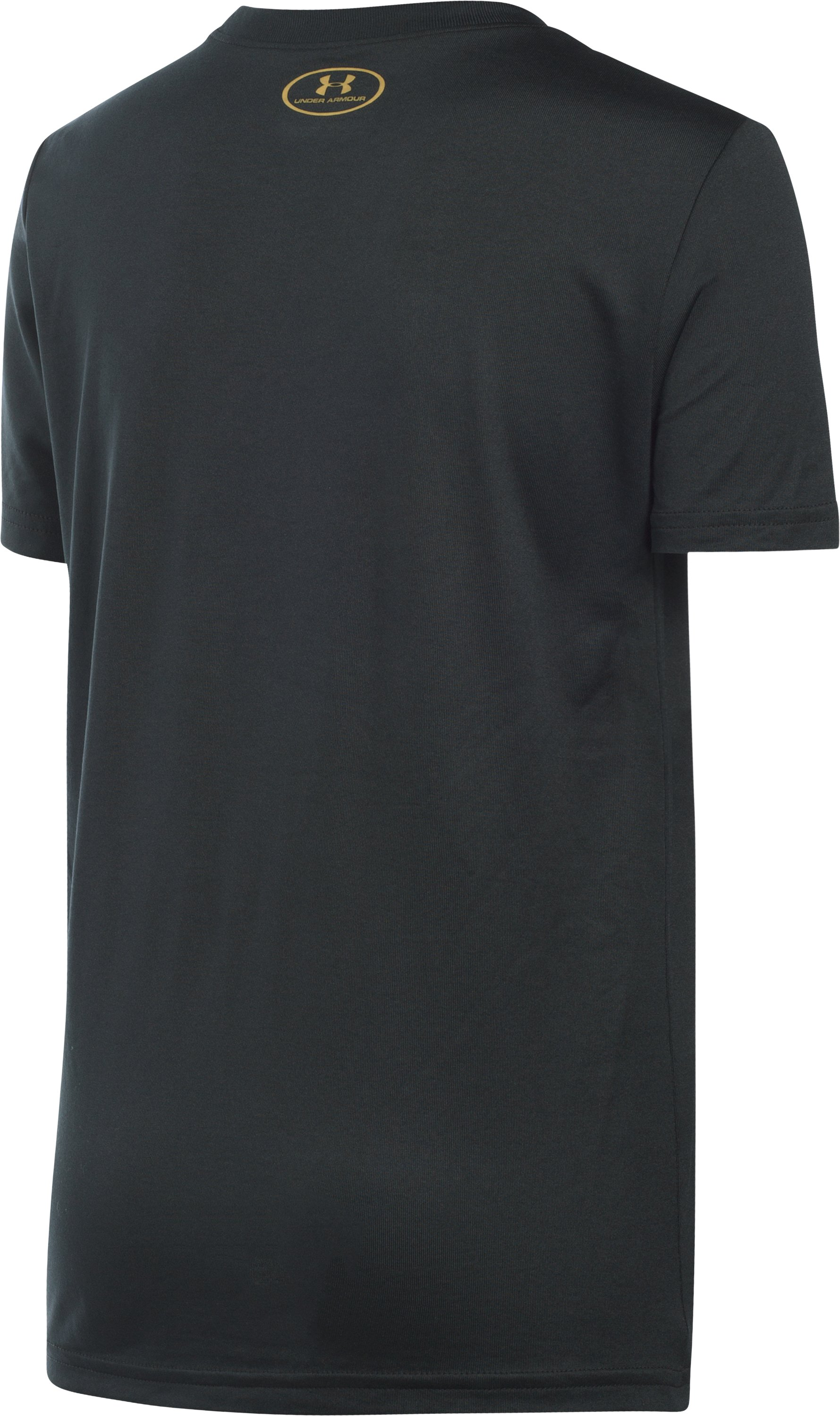 Boys' UA USA PTH® T-Shirt, Black