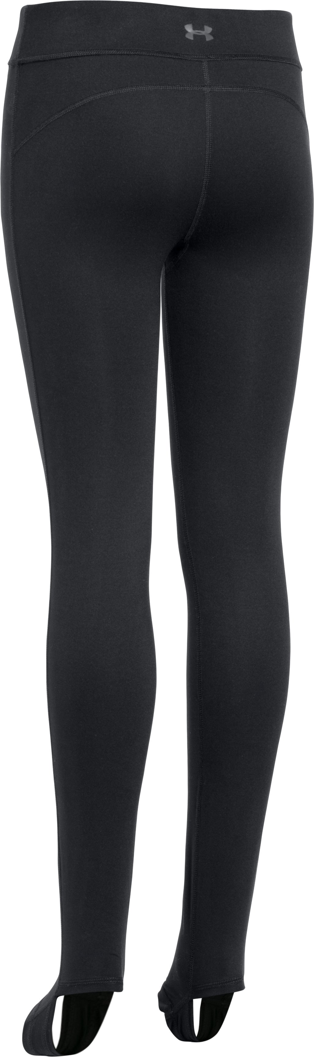 Girls' UA Finale Legging, Black