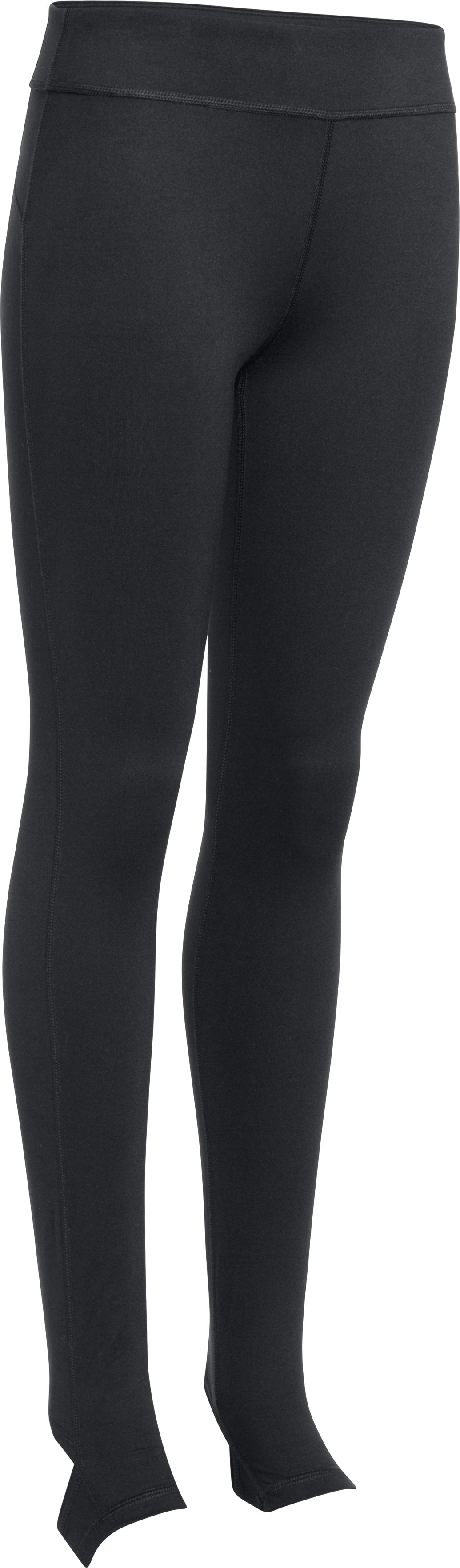 Girls' UA Finale Legging, Black , undefined