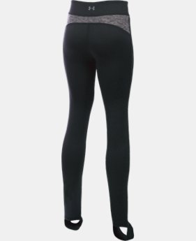 Best Seller Girls' UA Finale Legging  3 Colors $39.99