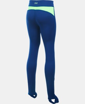 Girls' UA Finale Legging LIMITED TIME: FREE U.S. SHIPPING 2 Colors $17.99 to $29.99