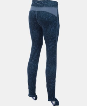 Girls' UA Finale Legging LIMITED TIME: FREE U.S. SHIPPING 1 Color $17.99 to $29.99