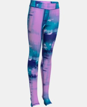 Girls' UA Finale Legging