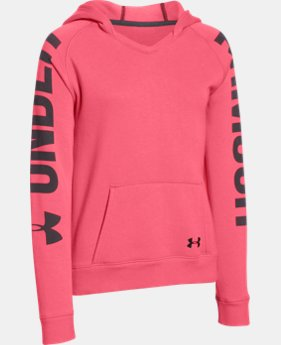 Girls' UA Favorite Fleece Hoodie