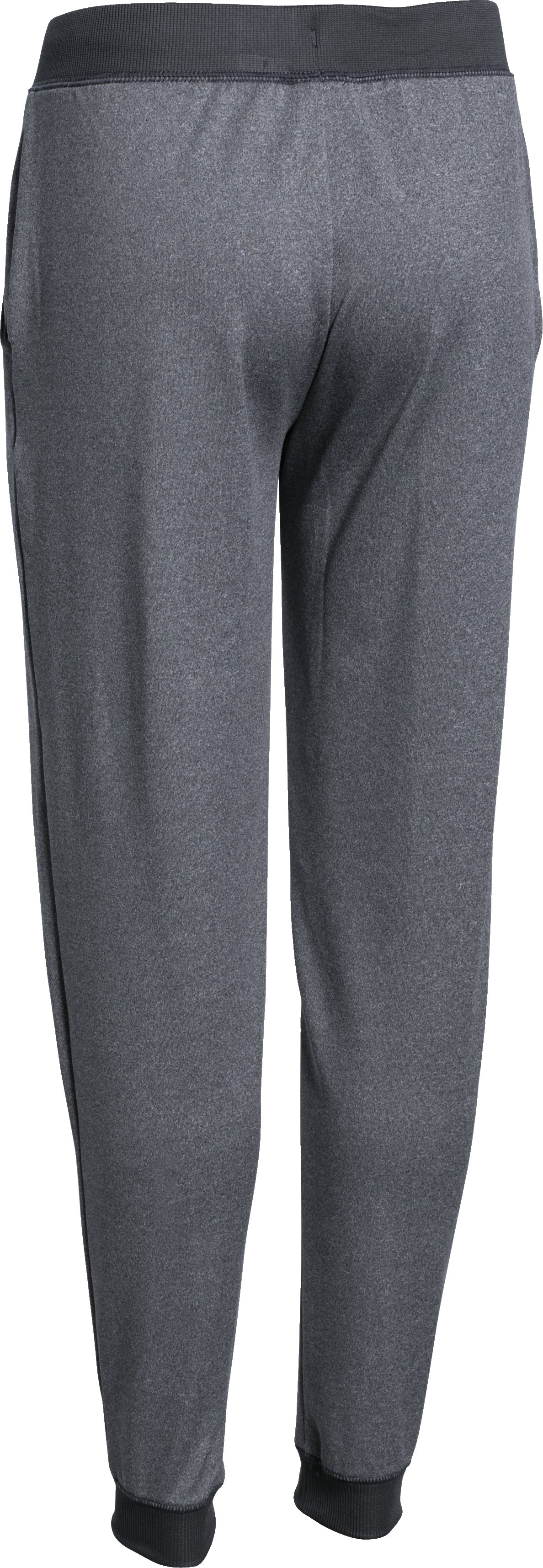 Girls' UA Premiere Jogger, STEALTH GRAY,