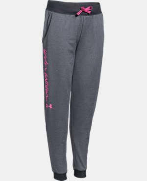 Girls' UA Premiere Jogger  2 Colors $26.99 to $33.99