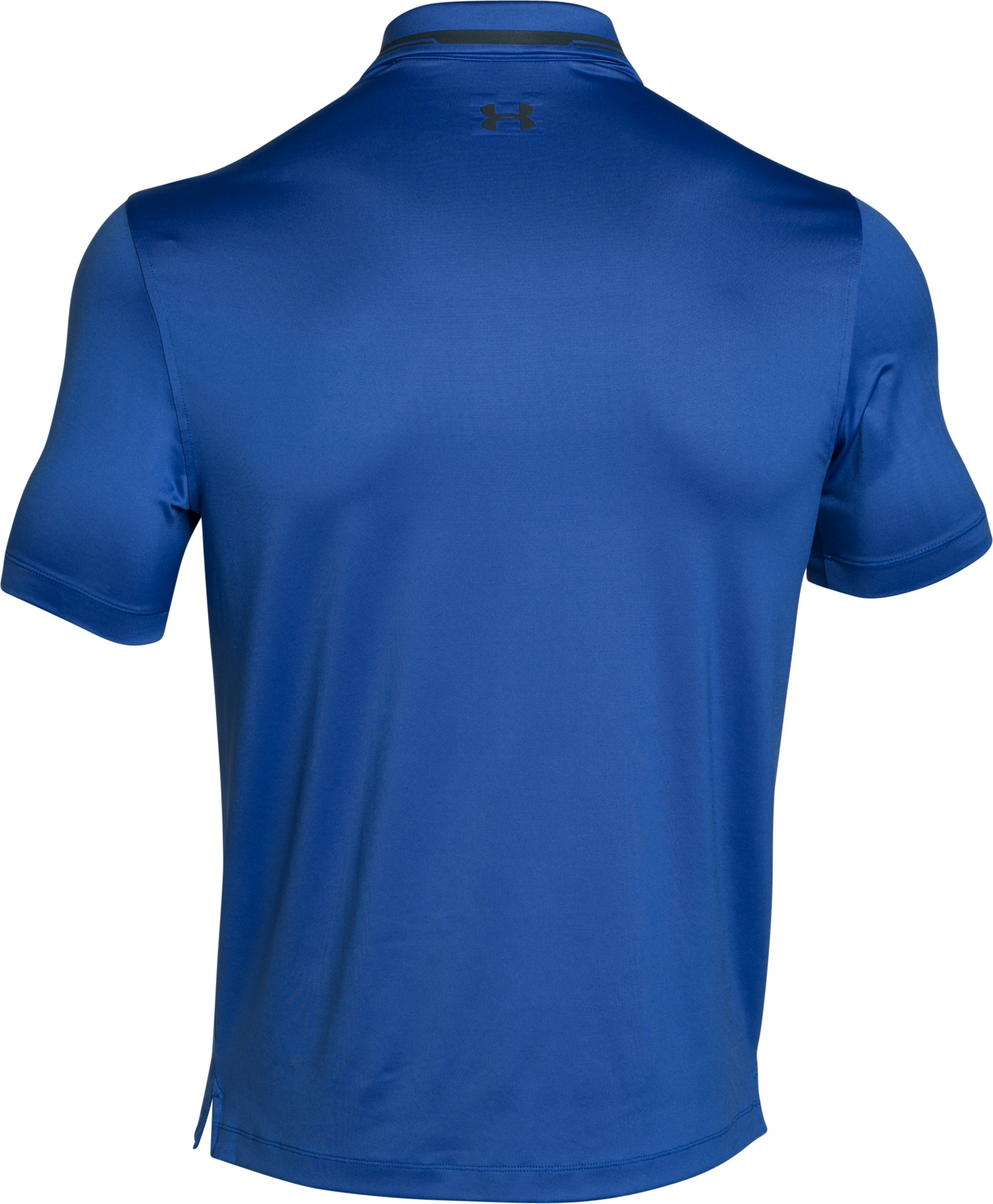 Men's UA coldblack® Address Polo, ULTRA BLUE