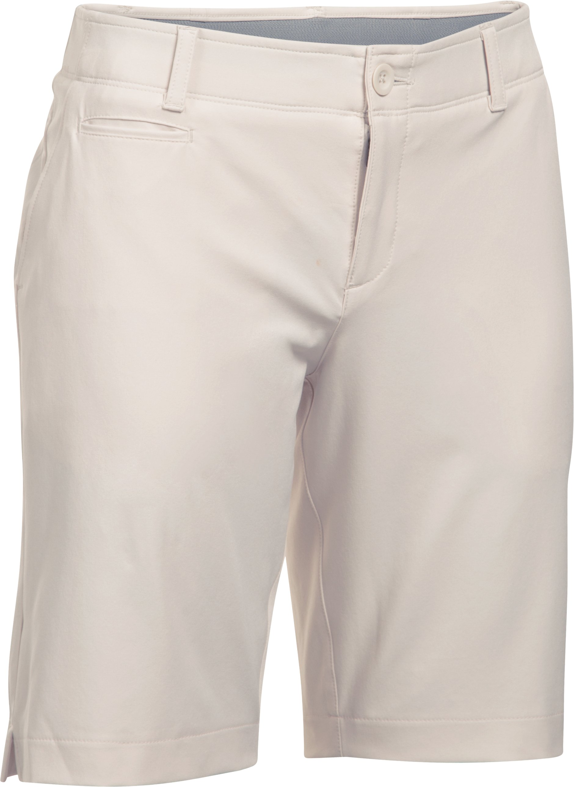 "Women's UA Links 9"" Shorts, Vanilla"