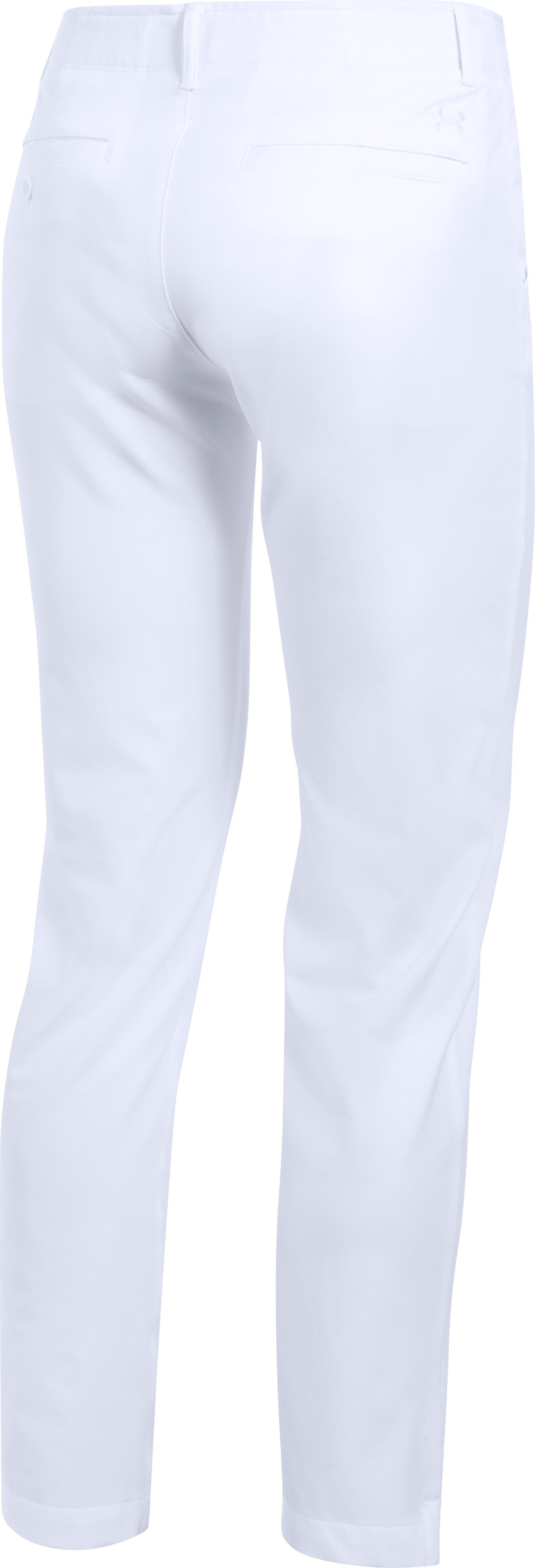 Women's UA Links Pants, White, undefined