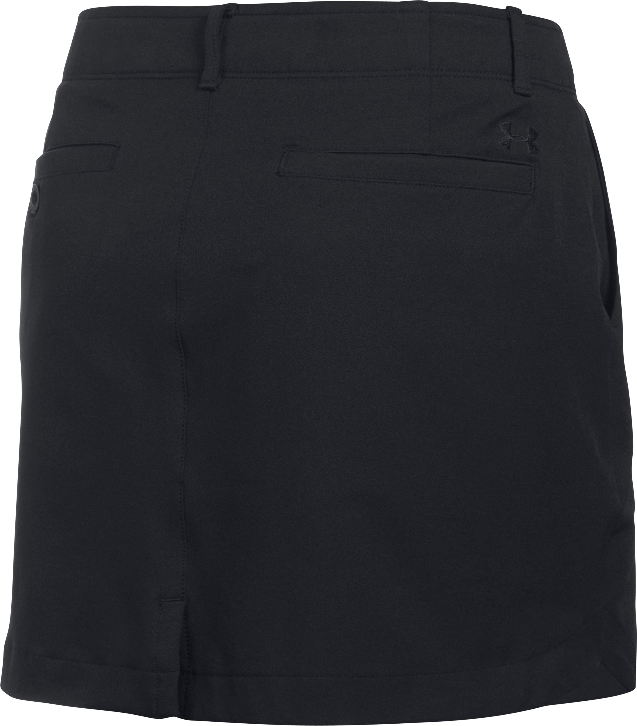 Women's UA Links Skort, Black , undefined