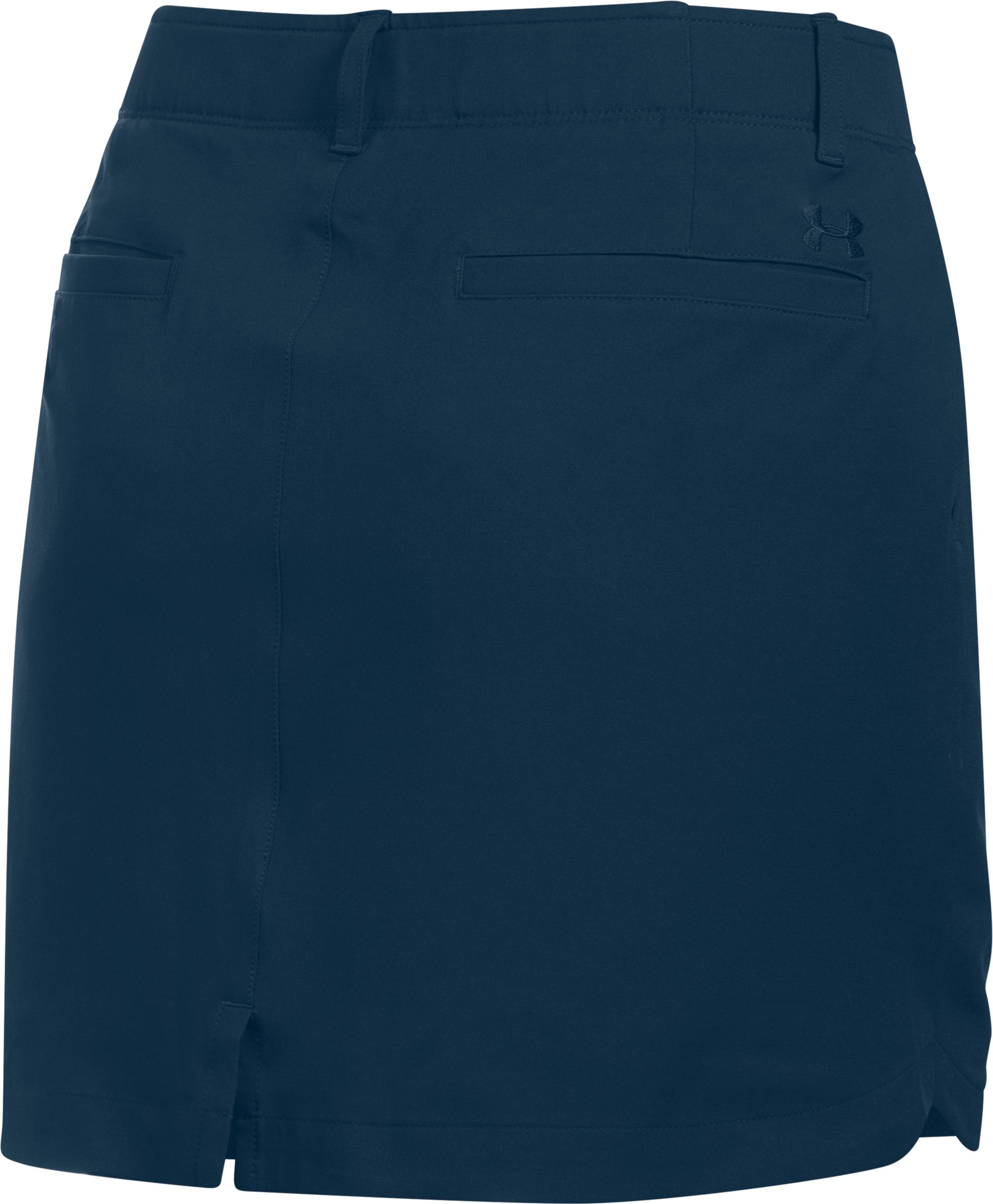 Women's UA Links Skort, Academy,