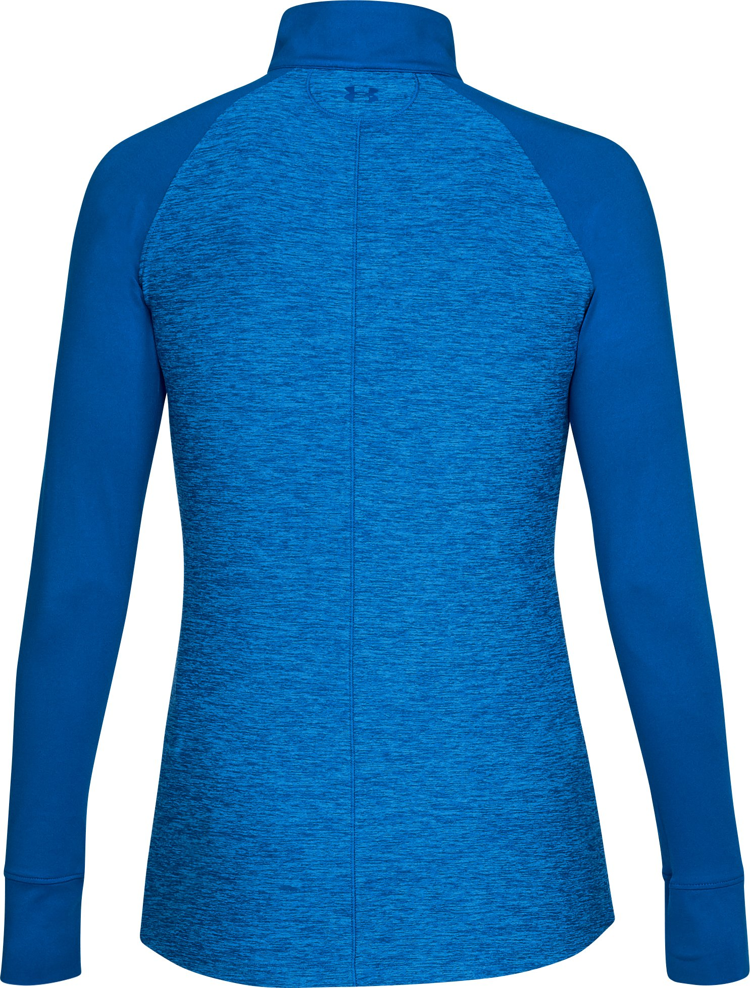 Women's UA Zinger ¼ Zip, LAPIS BLUE, undefined