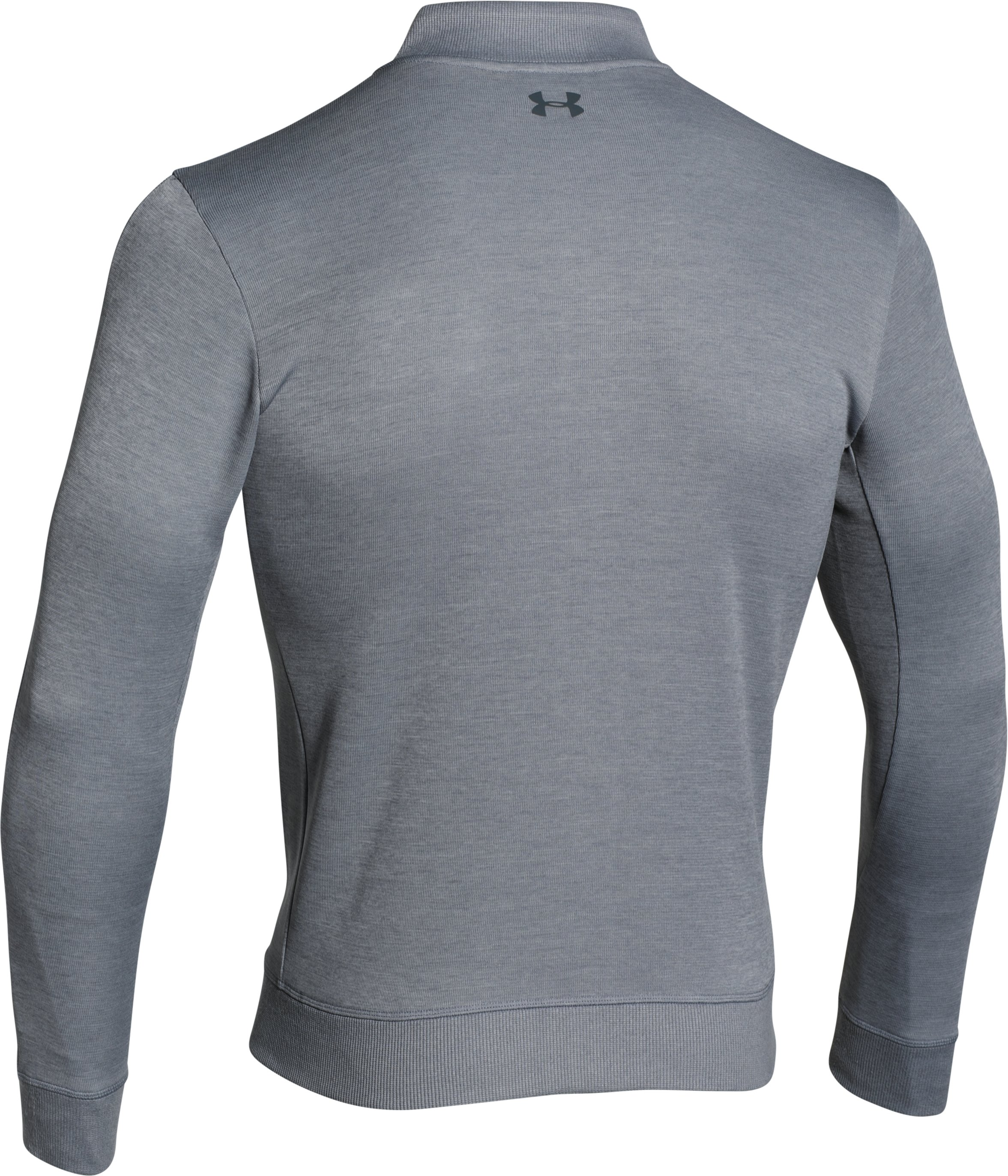 Men's UA Storm SweaterFleece Jacket, Steel