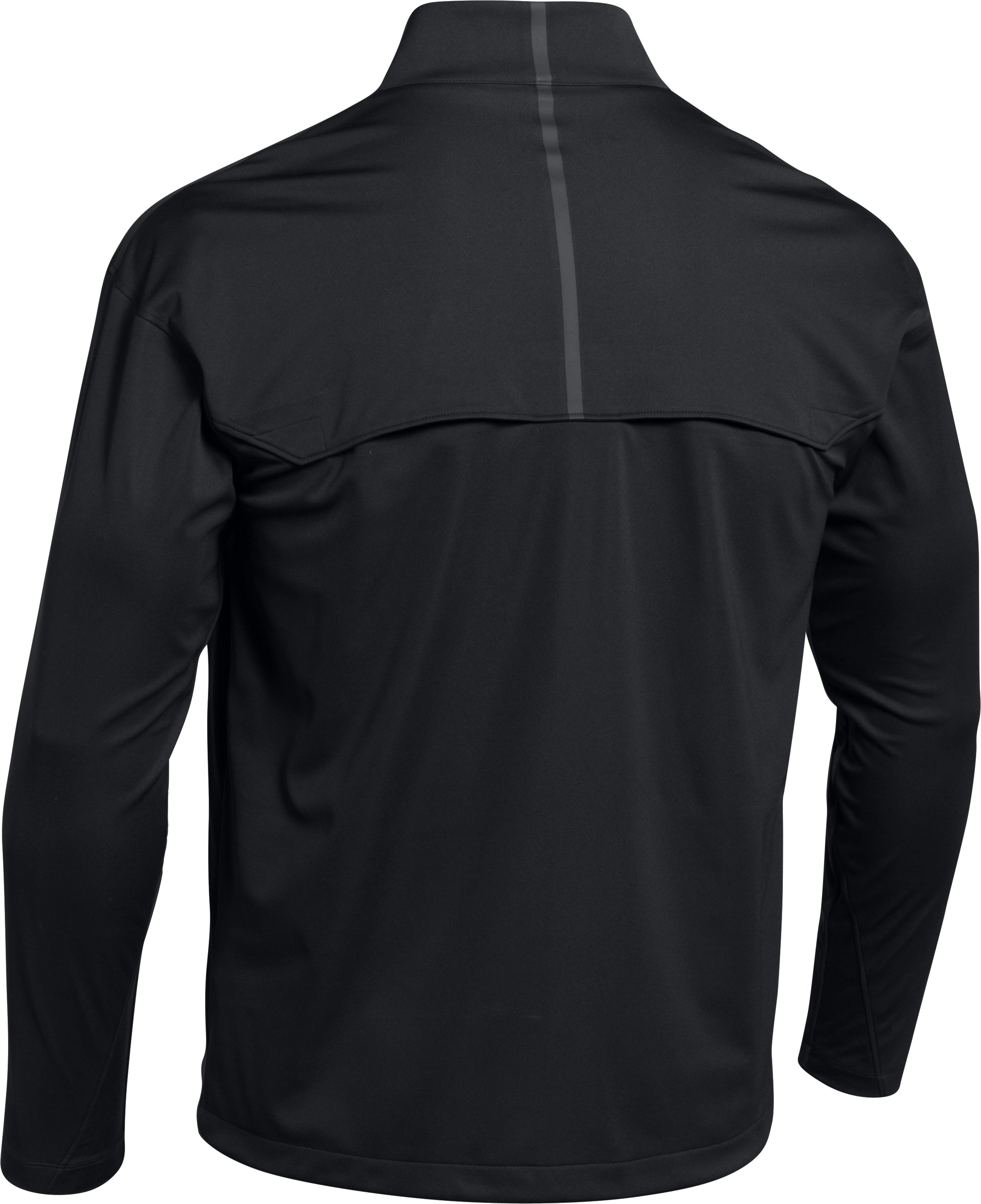 Men's WINDSTOPPER® Golf Jacket, Black ,