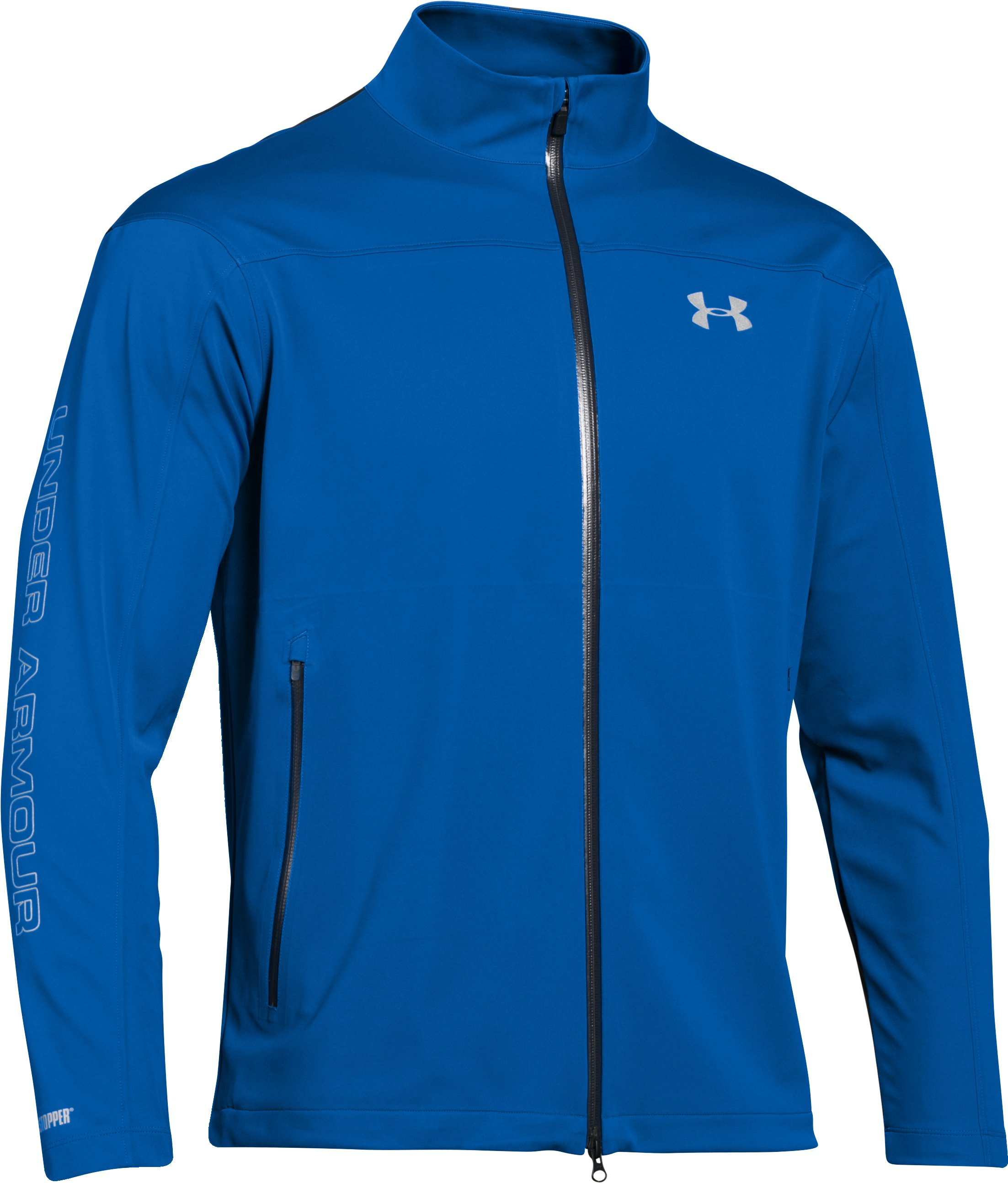 Men's WINDSTOPPER® Golf Jacket, ULTRA BLUE