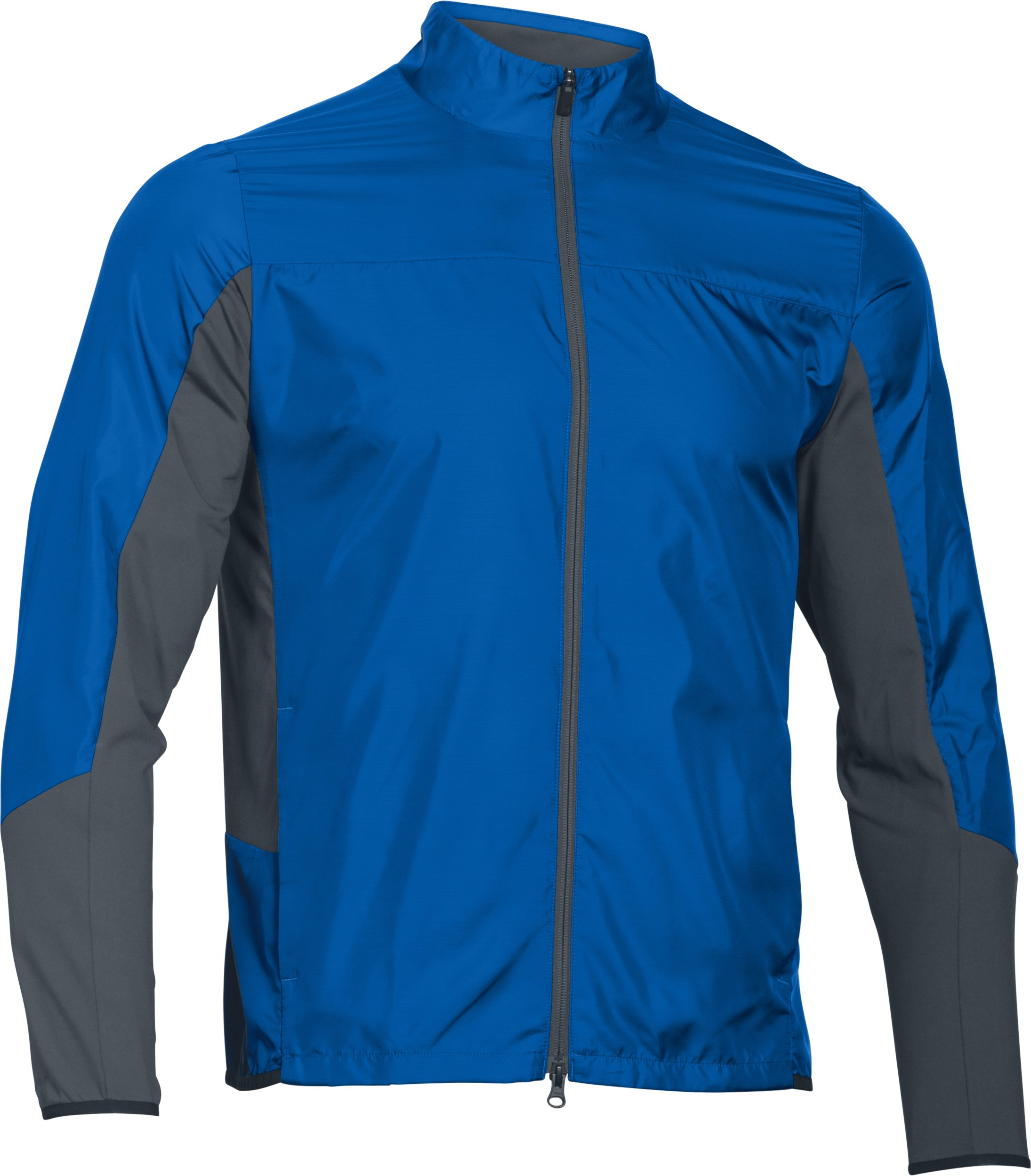 Men's UA Groove Hybrid Jacket, ULTRA BLUE, undefined