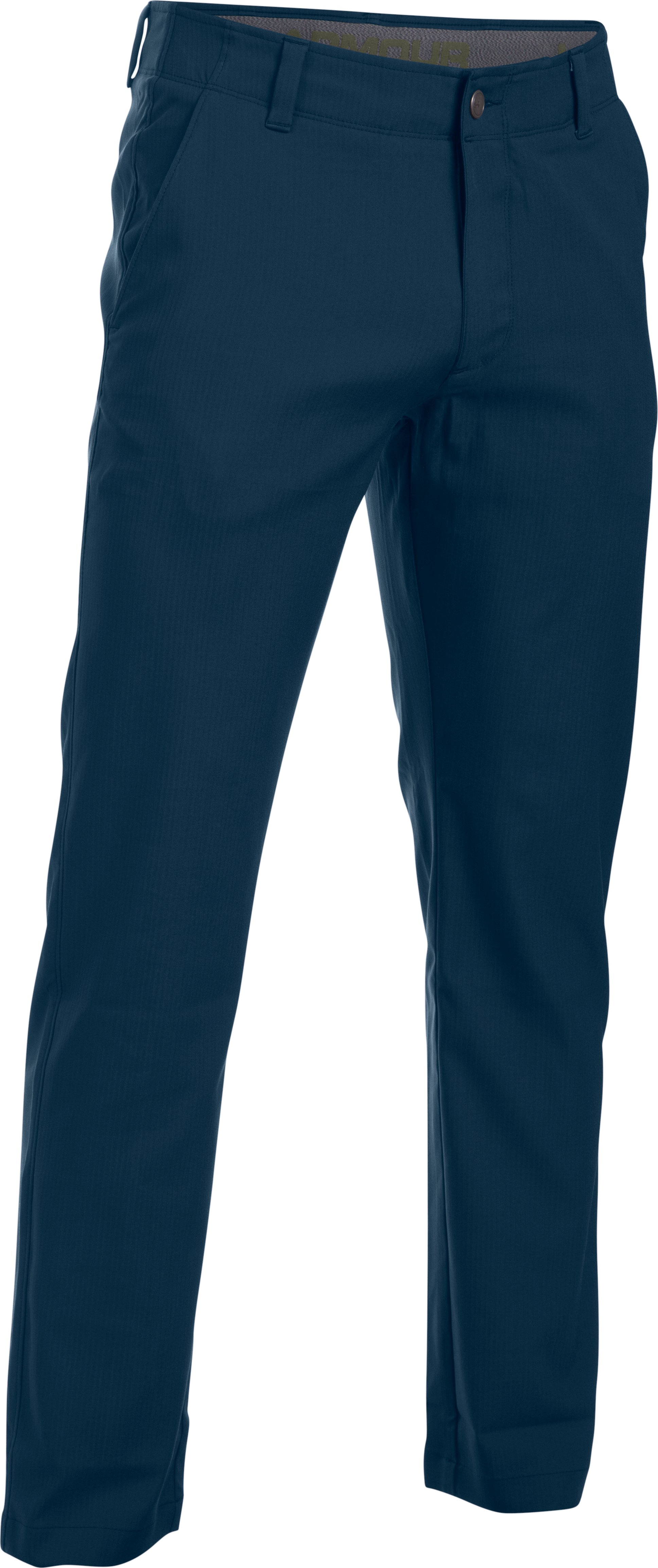 Men's UA Tips Golf Pants, Academy, undefined
