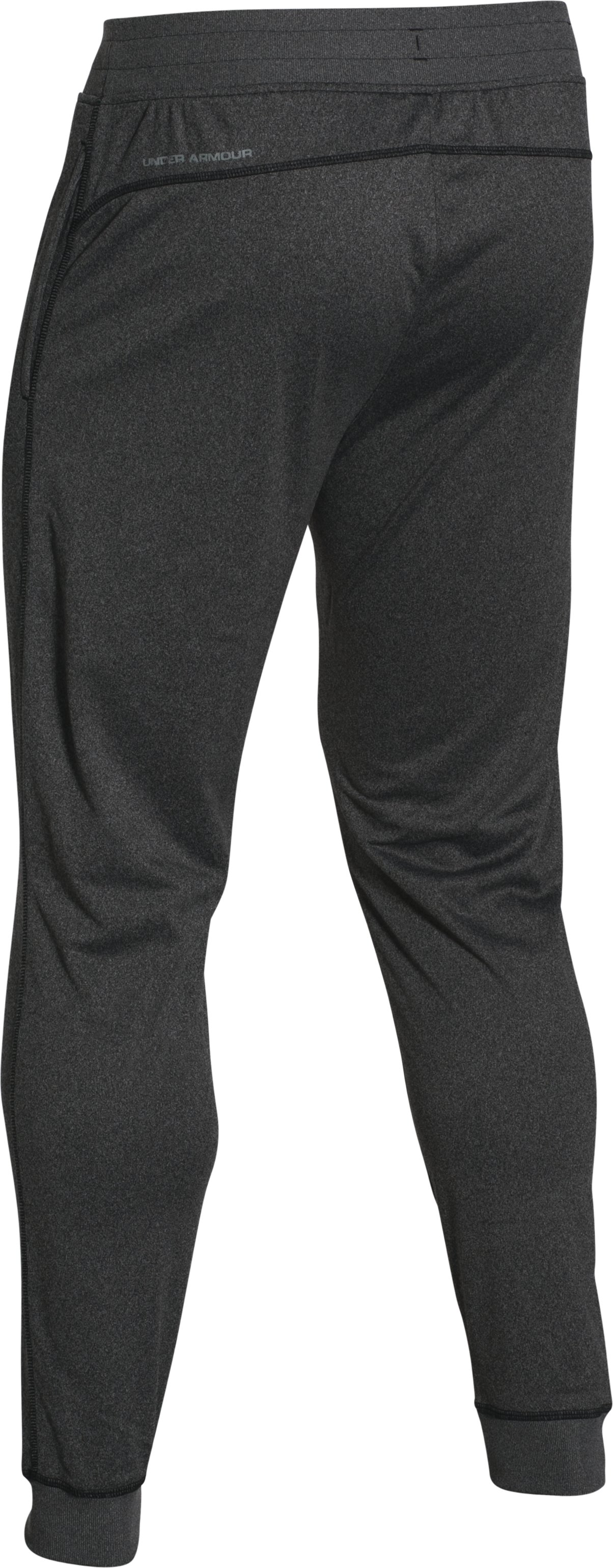Men's UA Sportstyle Jogger Pants, Asphalt Heather