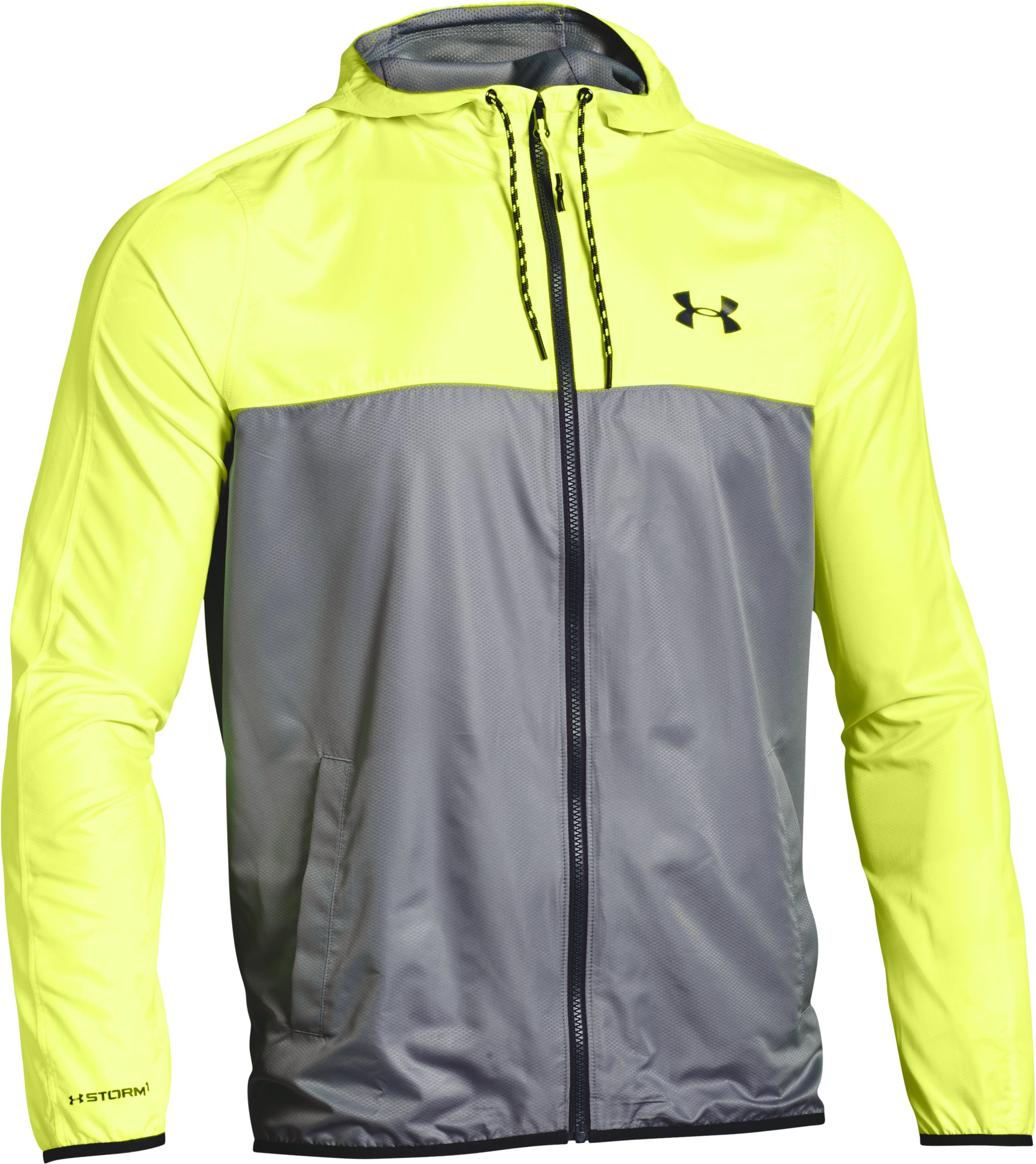 Men's UA Sportstyle Windbreaker, Steel