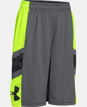 Boys' UA Crossover Basketball Shorts  1 Color $17.24 to $22.99