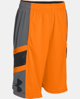 Boys' UA Crossover Basketball Shorts  2 Colors $22.99