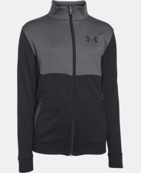 Boys' UA Select Warm-Up Jacket