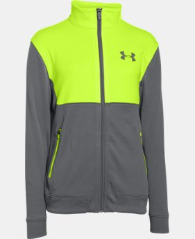 Boys' UA Select Warm-Up Jacket  1 Color $44.99
