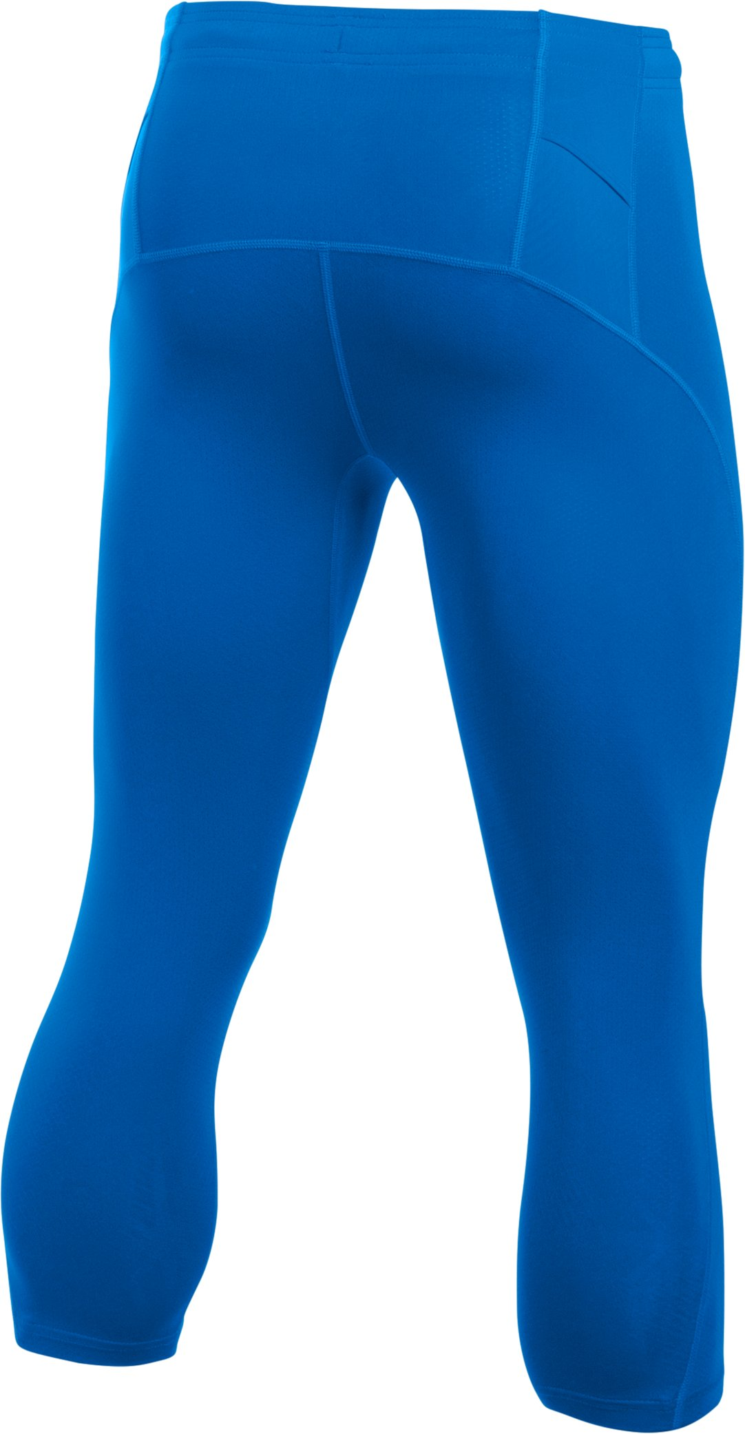 Men's UA CoolSwitch Run Compression ¾ Leggings, ULTRA BLUE, undefined