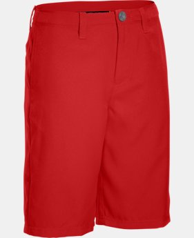 Boys' UA Medal Play Shorts LIMITED TIME: FREE SHIPPING  $44.99