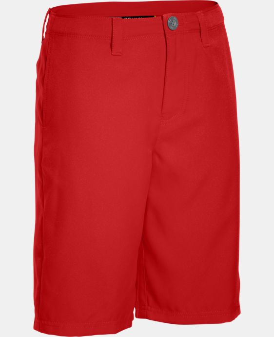 Boys' UA Medal Play Golf Shorts   3 Colors $31.99 to $33.99