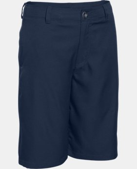 Boys' UA Medal Play Golf Shorts   1 Color $25.49 to $33.99