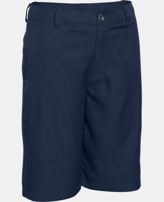 Boys' UA Medal Play Shorts   $33.99