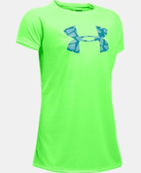 Best Seller Girls' UA Big Logo T-Shirt LIMITED TIME: FREE SHIPPING 3 Colors $19.99