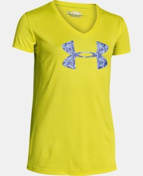 Girls' UA Big Logo T-Shirt  2 Colors $13.49 to $17.99