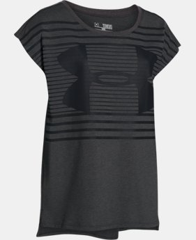 Girls' UA Favorite Short Sleeve T-Shirt  1 Color $14.24 to $29.99