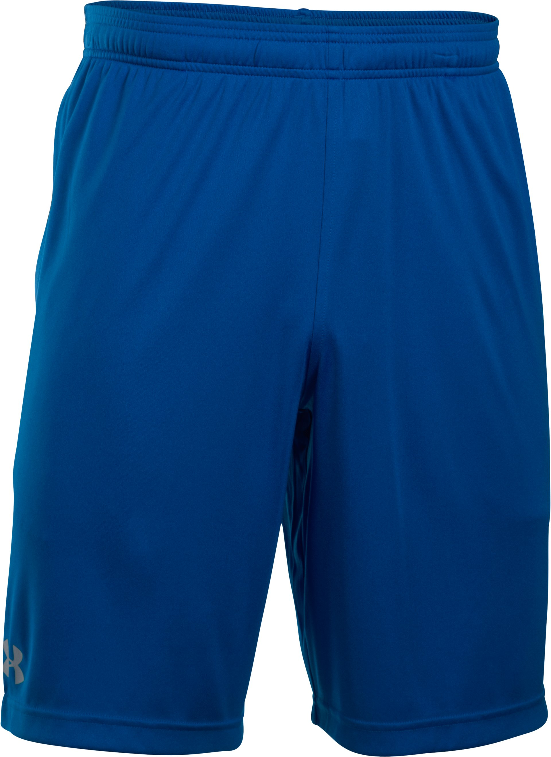 Men's UA Tech™ Graphic Shorts, Royal, undefined